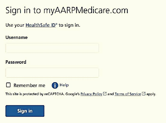 MyAARPMedicare-login-portal